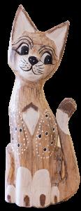 Figur einer Katze